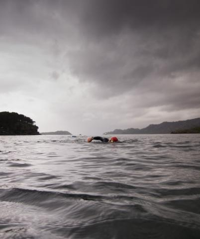 Video Your Ultra and Long Distance Swimming Challenge