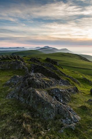 The Mountains of the Llyn Peninsula