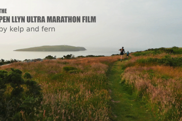 Beautifully Brutal - The Pen Llyn Ultra Marathon Film